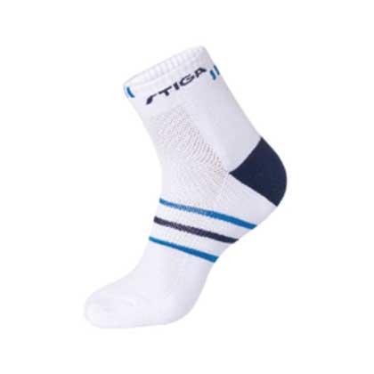 斯帝卡 CP-452111 乒乓球中筒袜 藏青色 柔软防滑,穿着感舒适