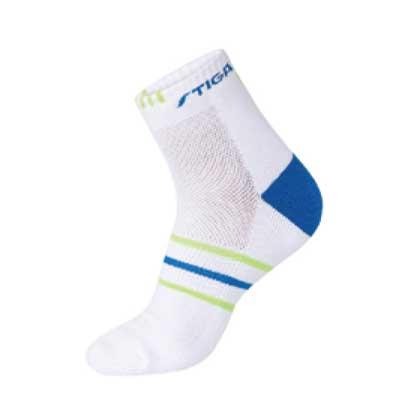 斯帝卡 CP-452121 乒乓球中筒袜 蓝色 柔软防滑,穿着感舒适