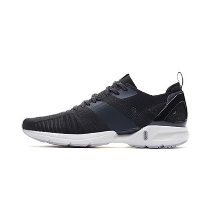 李宁跑步鞋 超轻16代 ARBP012-7 女 标准白/标准黑(轻透、轻爽、轻盈)