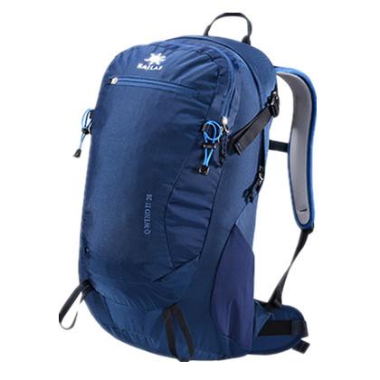 凯乐石登山徒步背包 28L户外运动双肩背包风驰升级版DA300005 灰蓝