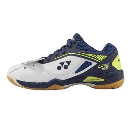 尤尼克斯YONEX羽毛球鞋专业男款 SHB-65ZWEX 深海军蓝 男女通用透气加宽舒适
