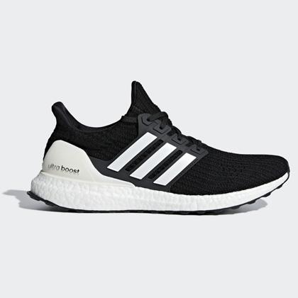 阿迪达斯Adidas跑步鞋 Ultra Boost4.0(UB4.0)男减震跑步鞋 BB6166 黑色