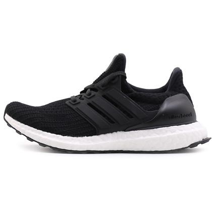 阿迪达斯Adidas跑步鞋 Ultra Boost4.0(UB4.0)女减震跑步鞋 BB6149 黑色