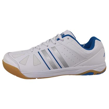 斯帝卡STIGA CS-4621 专业乒乓球鞋 白蓝色,男女同款