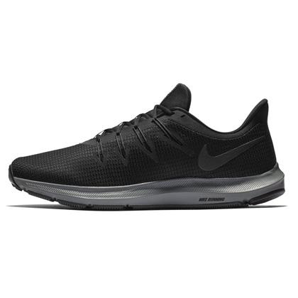 耐克NIKE跑步鞋 QUEST男款运动鞋跑步鞋 AA7403-002 飞织鞋带,包裹更好;轻质化中底,助你腾飞。