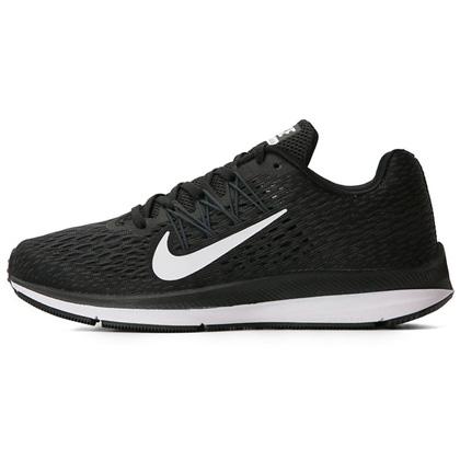 耐克NIKE跑步鞋女鞋 NIKE ZOOM WINFLO 5 女款运动鞋透气缓震舒适 AA7414-001