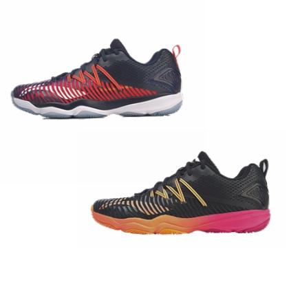 李寧羽毛球鞋 AYTP015 男款羽毛球訓練鞋 變色龍三代TD羽毛球鞋