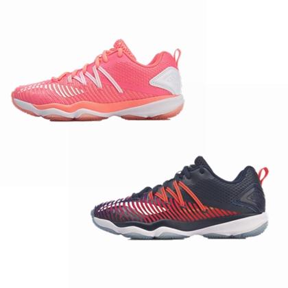 李寧羽毛球鞋 AYTP012 女款羽毛球訓練鞋 變色龍三代TD羽毛球鞋