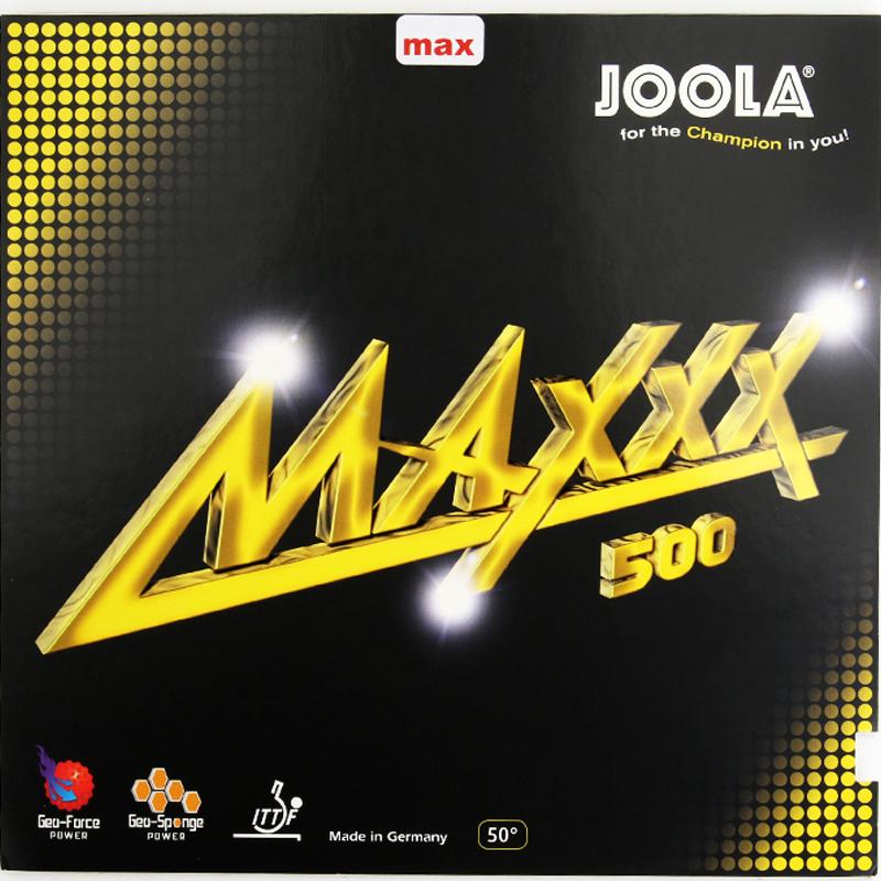 优拉JOOLA MAXXX 500 反胶套胶 涩性快攻型套胶 动力十足