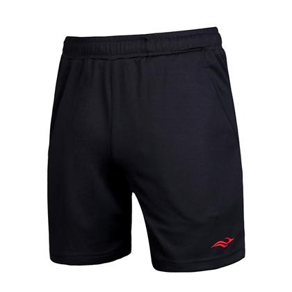 波力Bonny羽毛球短裤 1SBM16077/1KM16013 黑色 男款