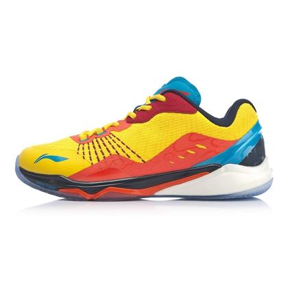 李宁羽毛球鞋 AYAP013-4(大圣)男款专业羽毛球鞋(7大科技亮点,带来全新体验)