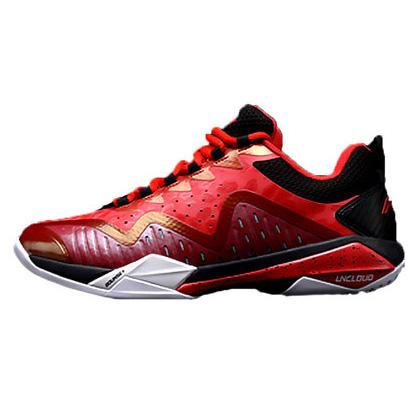 李宁羽毛球鞋 AYAP019(锋影PRO4.0)男款专业羽毛球鞋(李俊慧、石宇奇赞助款)