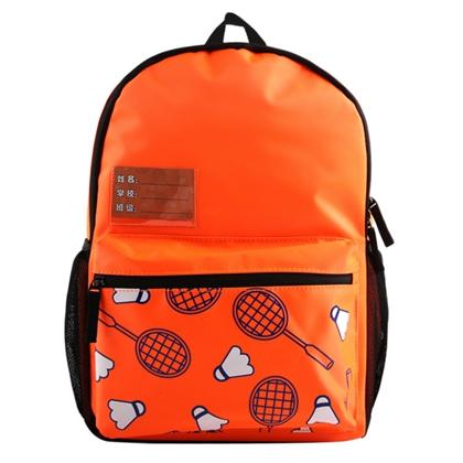 VICTOR胜利 羽毛球包 BR005JR儿童款双肩背包 橙色/粉色两款可选