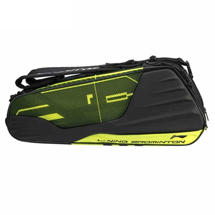 李宁羽毛球包 ABJP058六支装羽毛球双肩背包(石宇奇赞助款)
