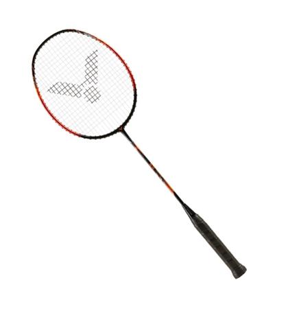 胜利VICTOR 羽毛球拍 TK-霹雳 (突击霹雳 TK霹雳)初中级进阶易上手全碳素球拍 低价高配 进攻犀利