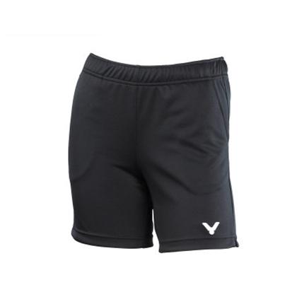 胜利VICTOR 儿童款短裤 CR-3099C 黑色 速干排汗 舒适质感,贴身呵护