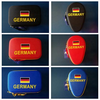 德国SUNFLEX阳光TH450硬质乒乓球葫芦拍套