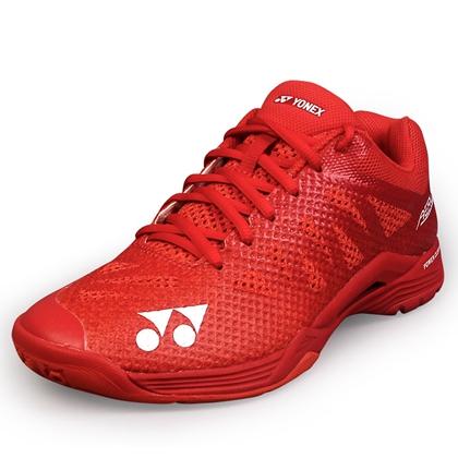 尤尼克斯YONEX羽毛球鞋 SHB-A3MEX 男款 红色(超轻三代,升级版)
