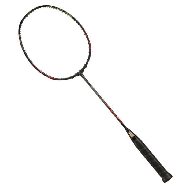 尤尼克斯YONEX羽毛球拍 NF380(疾光380) 哑光黑 速度型(轻松自如,灵活驾驭)