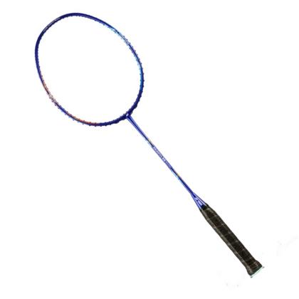 尤尼克斯YONEX羽毛球拍 双刃SS(DUO-SS)蓝色流星剑,攻防兼备,只售正品行货,可二维码查验真伪