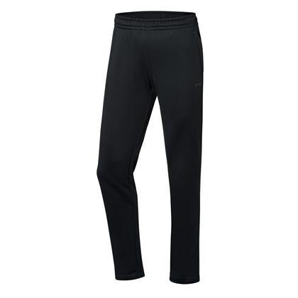 李宁运动长裤 AKLN896-1 女款直筒卫裤 厚款