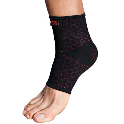 李宁 专业运动护踝 LQAH821 高弹力新型针织护踝