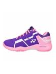尤尼克斯YONEX羽毛球鞋 SHB-610CR 紫粉 女款专业羽毛球鞋(新一代高颜值,动力垫战靴)