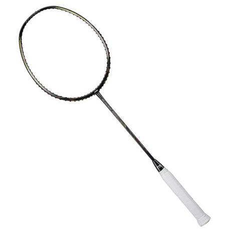 李宁 羽毛球拍 立体风刃600I 79克超轻球拍 全碳素球拍 攻守兼备新品球拍