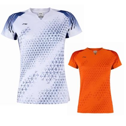 李宁比赛上衣 AAYQ004 女款 2020全英大赛服
