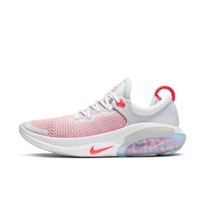 Nike 耐克NIKE JOYRIDE RUN FK男子跑步鞋AQ2730-008   白金色/激光红/白色
