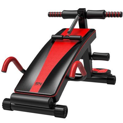【優個精選】比納直銷 6413仰臥板扭腰盤款 仰臥起坐健身器材家用啞鈴凳男士健腹器