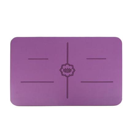 【优个精选】三梵倒立垫 天然橡胶防滑专业体位线 平板支撑肩倒立垫