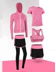 【优个精选】BRACOO奔酷健身运动瑜伽运动套装速干衣专业健身服