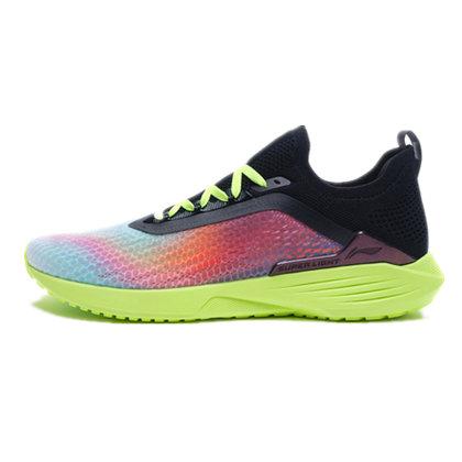 李寧跑步鞋 超輕17代 ARBQ003-9 男 標準白/標準黑(輕靈反光,步步輕心)