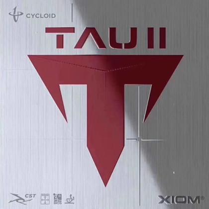 XIOM骄猛乒乓球胶皮TAU2踏舞2内能粘性反胶套胶内能胶皮