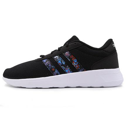 Adidas阿迪达斯女鞋 大童鞋春夏休闲运动鞋轻便透气G54536 36/36.5码