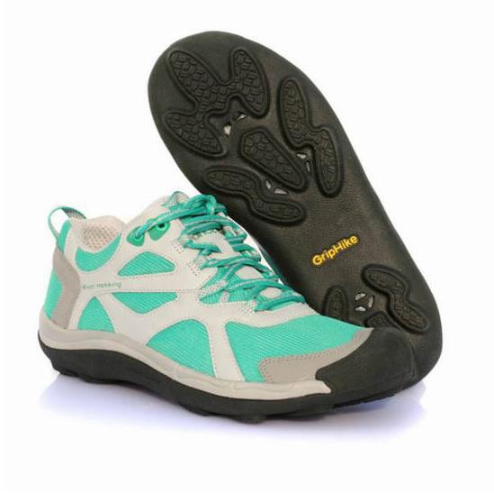 OUNCE遨游仕W3 低幫溯溪鞋 男女款 綠色