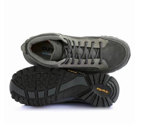 OUNCE遨游仕 L1 男 户外休闲高帮登山鞋徒步鞋