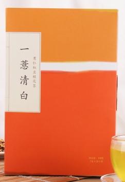 【优个会员茶馆】自然度一薏清白 薏仁红豆桂花茶 萃取10种自然食材,20袋/盒 玉米纤维可降解茶包 湿除寒,不再油腻!