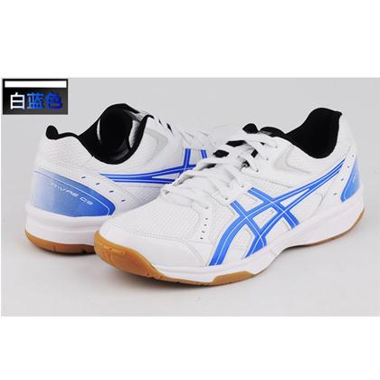 亚瑟士ASICS新款专业乒乓球鞋1053A034 蓝色 男 女运动鞋训练鞋