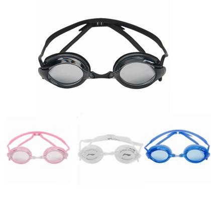 李宁眼镜 LSJM115专业竞速泳镜 高清防雾 提升竞技表现