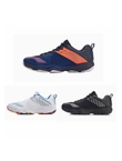 李宁羽毛球鞋 AYTP031 男款 (标准黑/银灰色 标准白/晶蓝色 水手蓝/深蓝色) 变色龙4.0TD款三色可选