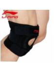 李宁 专业护膝 AQAH214 弹簧支撑髌骨透气防护 半月板支撑,伤损恢复十字韧带双