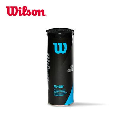 Wilson维尔胜网球 全场地专业网球 1罐3只装 训练业余比赛用网球W10940M