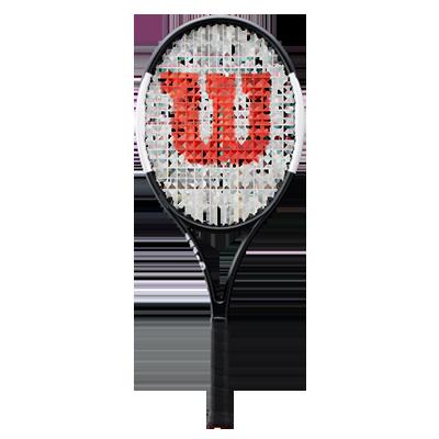 WILSON维尔胜网球拍 (W5345)PRO STAFF 26 16*18 240g  费德勒系列 青少年专业网球拍