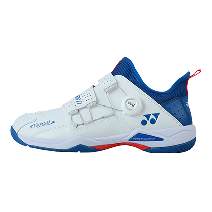 尤尼克斯YONEX羽毛球鞋 SHB88DEX專業羽毛球鞋 白藍(旋鈕設計,包裹更出色)