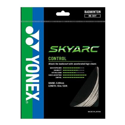 尤尼克斯YONEX 羽毛球线 SKYARC  高弹空弧 控制型