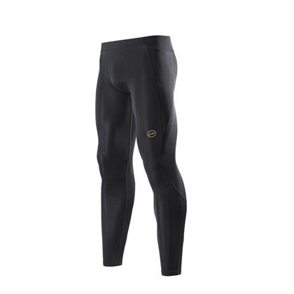 领速男款压缩长裤 LS051903 专业梯度压缩长裤