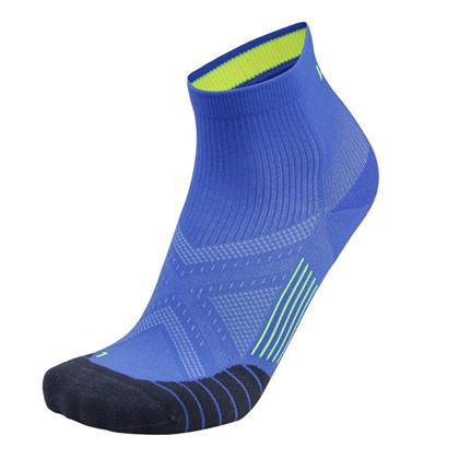 领速跑步袜 LS030801 户外运动专业跑步袜马拉松袜越野中邦袜(三双组合装)