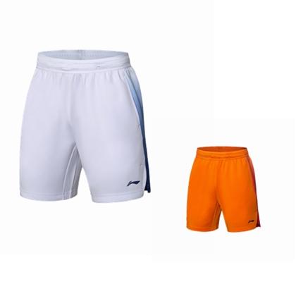 李宁比赛短裤 AAPQ013 男款 2020全英大赛短裤